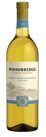 Woodbridge By Robert Mondavi Chardonnay Lightly Oaked